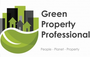 Green Property Professional Logo