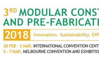 Modular Construction and Pre-Fabrication Conference 2018